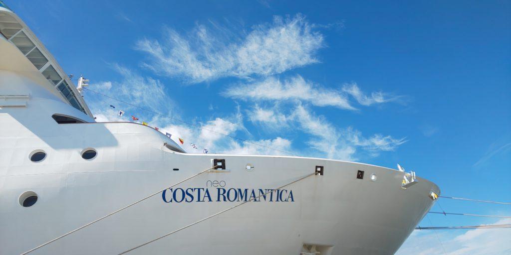 コスタネオロマンチカ乗船記プロローグ